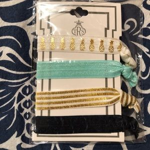 NWT The Royal Standard Hair Tie Set